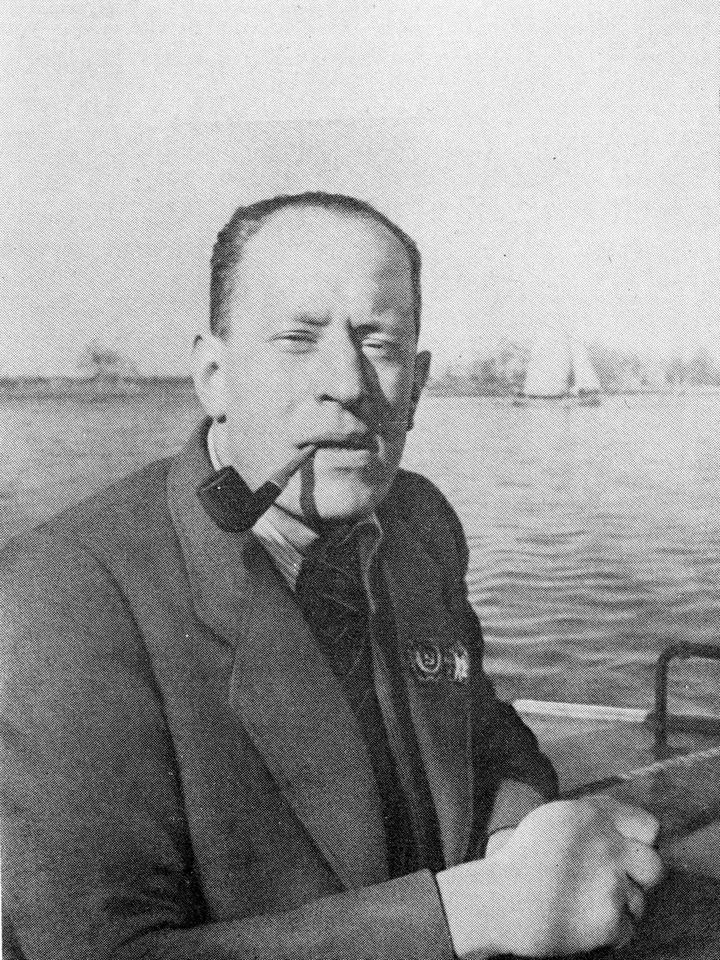 Лев Канторович летом 1940 года