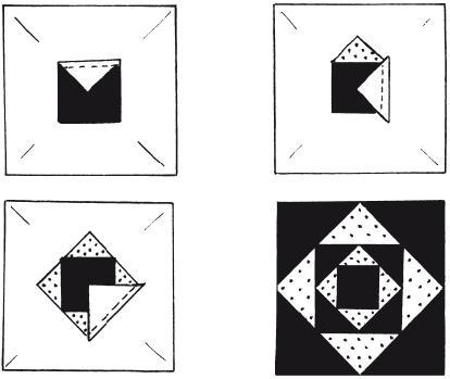 схемы вязания ковров