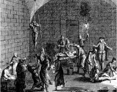 Тиски для мошонки пытки онлайн