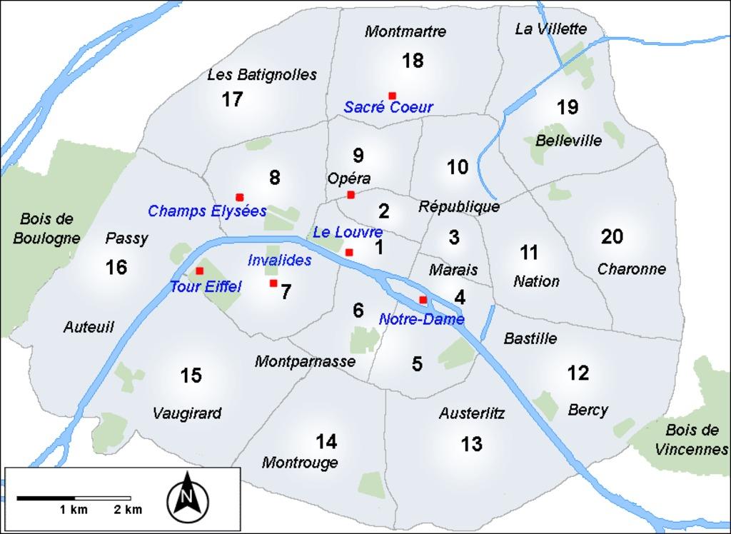 75016 — 16-й округ Парижа)