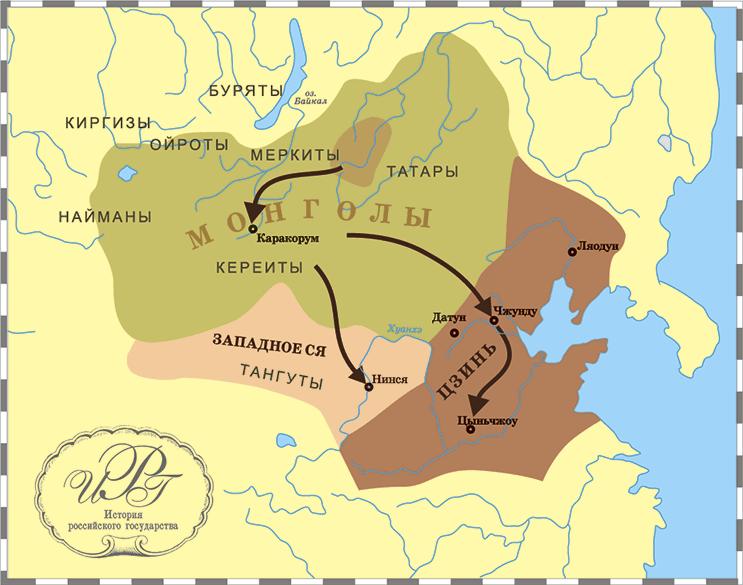 Часть Азии. История