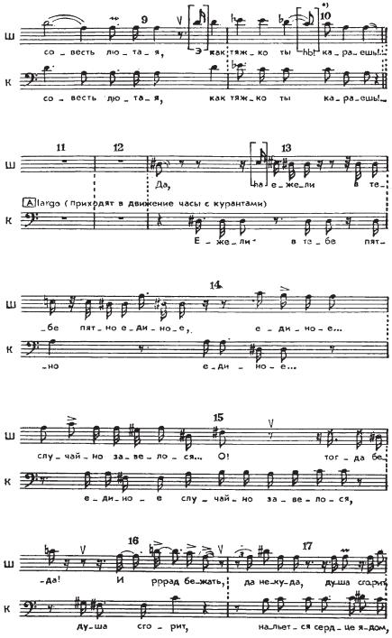 Тараканы ноты