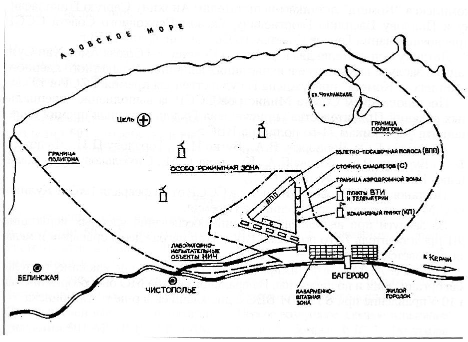 Авиация и ядерные испытания