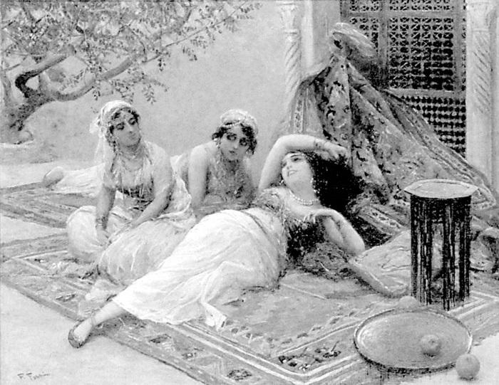 Сексуальные унижения наложниц шейха фото 168-972