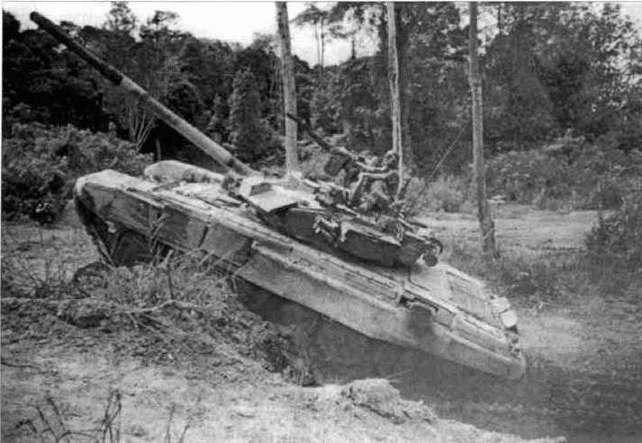 Фото моделей танков: