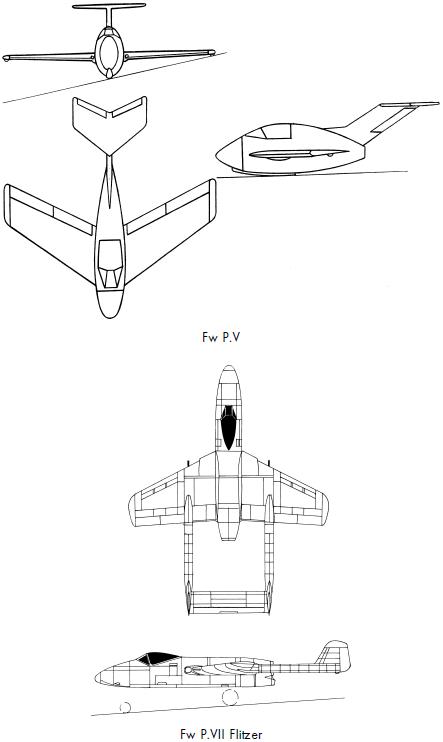 Fw P.VII Flitzer