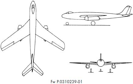 Реактивная авиация Второй