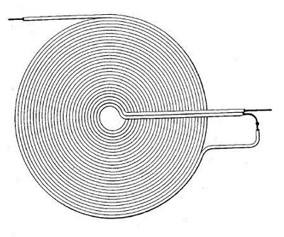 бифилярная катушка Тесла