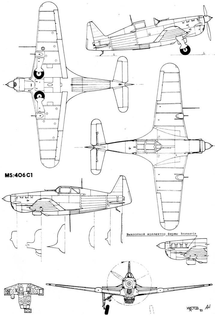 Авиация и время 1993 01