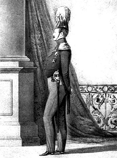 Николай i портрет работы к п брюллова