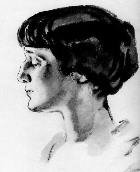 А.А. Ахматова (1889 - 1966)