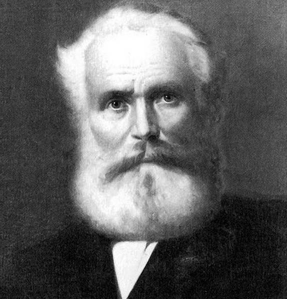 Родился в 1796 году в немецком