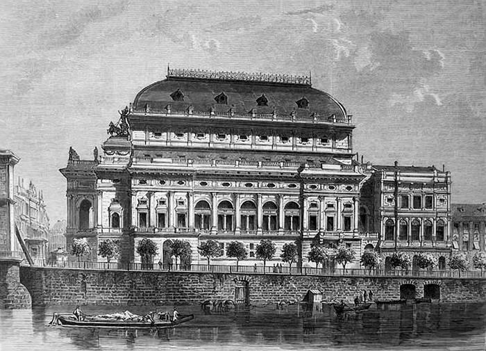 По его проекту в 1903 году