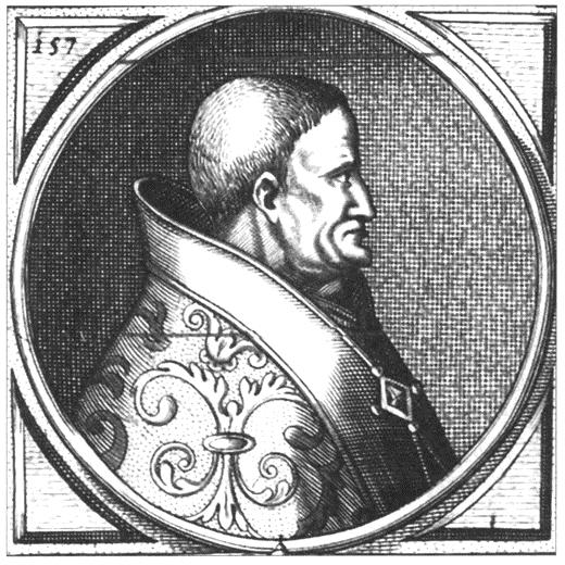 Кто отвоевал у лангобардов и подарил папе римскому рим