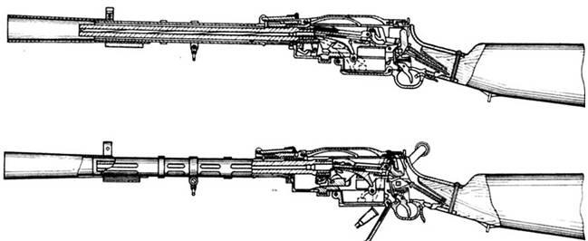 на 1000 пулеметов Льюиса,