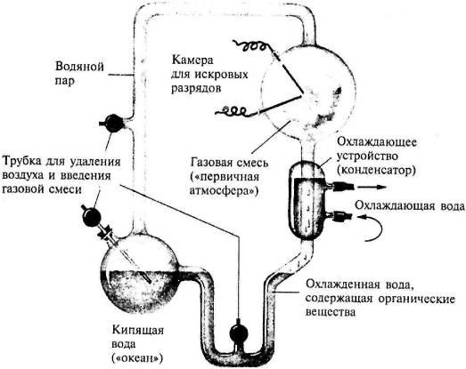 теории Опарина — Холдейна