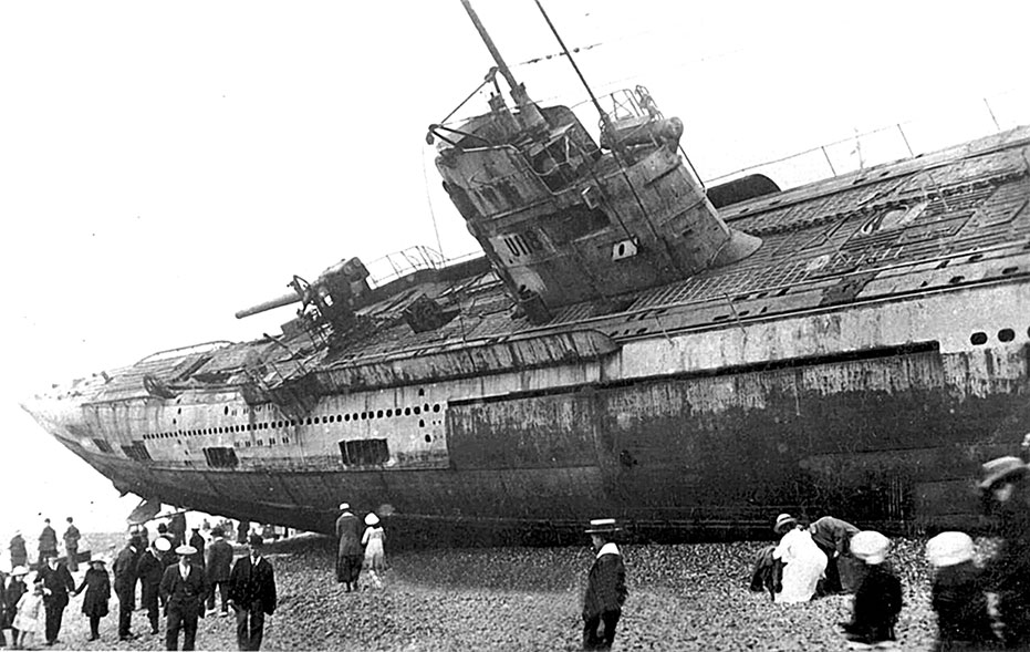 российские подводные лодки второй мировой войны