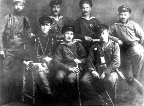 Отряд морской пехоты балтийского