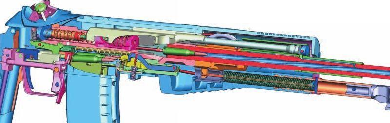 Схема внутреннего устройства