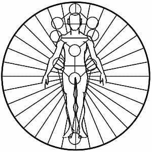 """Мастер-класс """"Ритуальная магия.Идеальные формы-символы  для управления магической энергией"""".Занятие №4. I_018"""