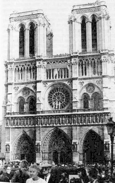 Нотр-Лам. Собор Парижской