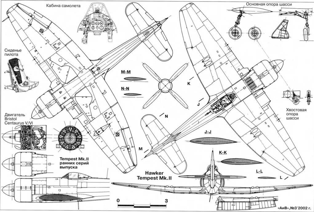 Авиация и время 2002 03 (fb2)