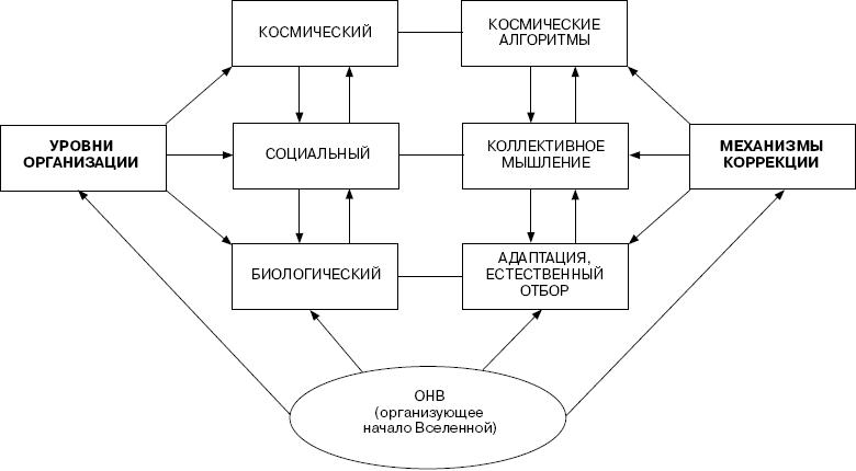 Схема многообразие связей