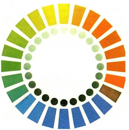 Основные цвета в палитре гель лаков - 8a9