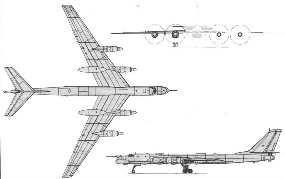 В 1981 г. с Ту-95К-22 начались