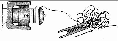 Подобные спиннинги оснащены сенсорными катушкодержателями (для безынерционной катушки они выполняются из...