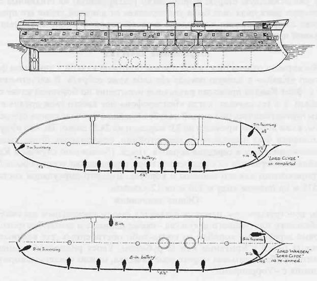 Схема бронирования «Лорда