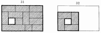 Материалы для кладки печи.  Рис.66.  Отопительная печь (порядовки.