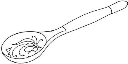 Как сделать ложку из дерева своими руками