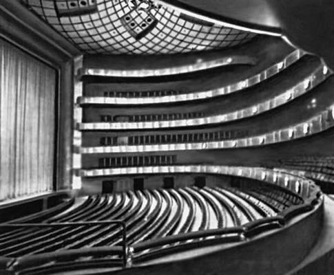 Театр штата Нью-Йорк в