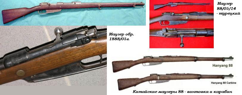 Магазин у винтовки как у