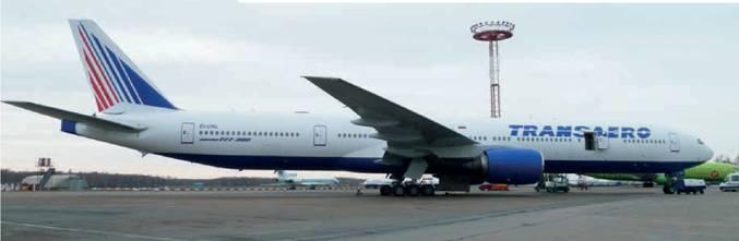 Первый Boeing 777-300 у «