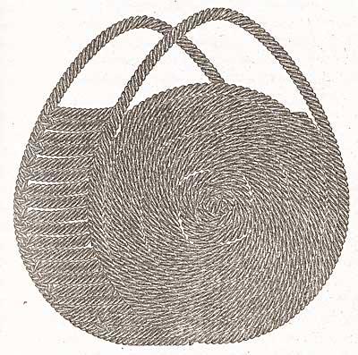 Плетение из веревки плетение из.