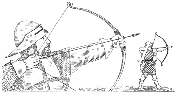 История рыцарского вооружения