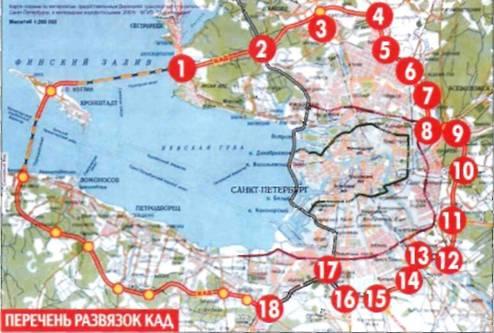 КАД Санкт-Петербурга