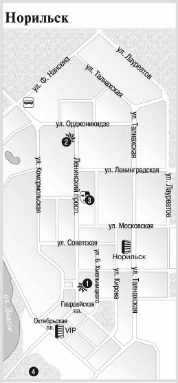 Красноярский край (включая