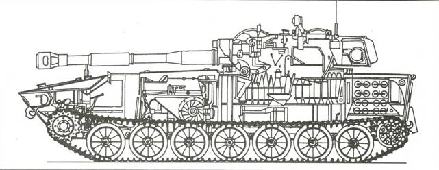 """Русские танки №32 - 2С1 """"Гвоздика"""""""