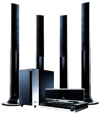LG XH-RH9690: Домашний