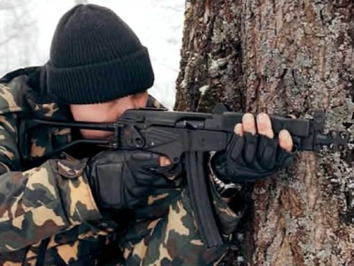 Пистолет-пулемет АЕК-981Г