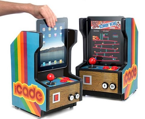 iCade – аркадный автомат