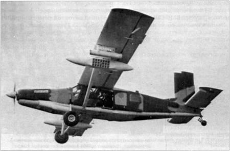 Вооружение AU-23A — пушка ХМ