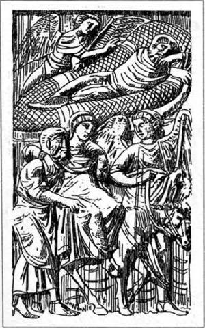 Евангелие в памятниках