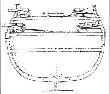 линейного корабля 3-го