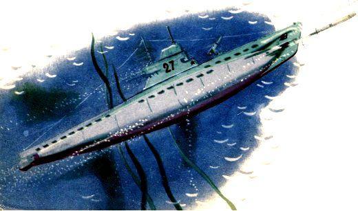 чьи лодки бесшумнее