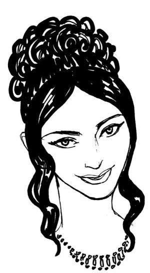 черно белое фото брюнеток со спины с прямыми волосами: