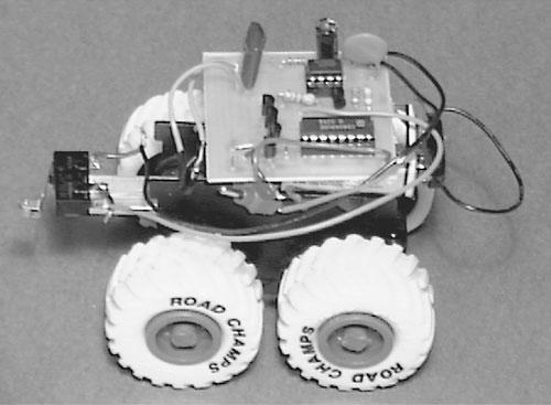 Создаем робота-андроида своими
